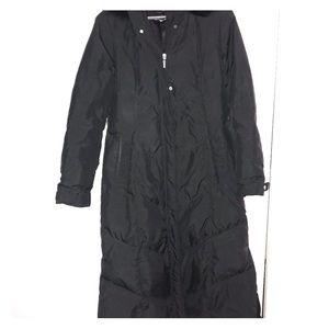 Tahari down coat